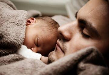 Les bienfaits de l'ostéopathie sur un nouveau-né